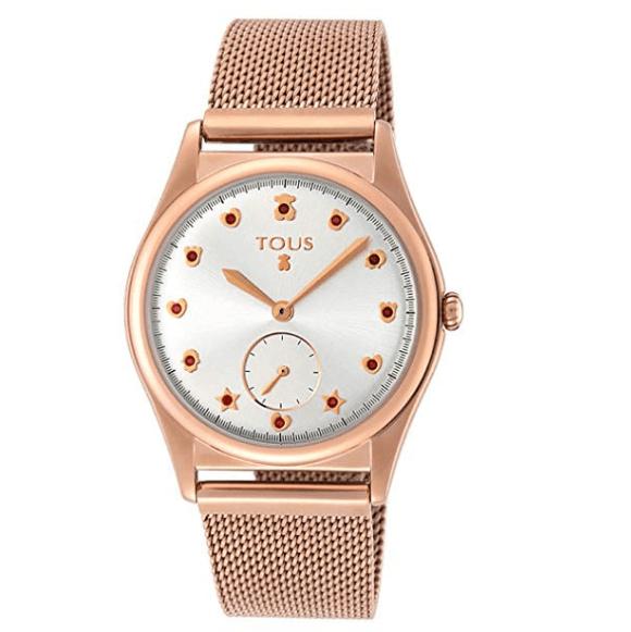 Reloj Tous Free Acero Rosa
