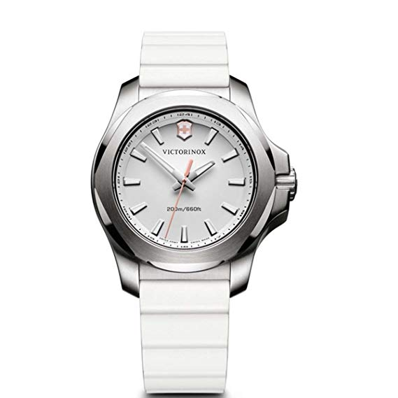 Reloj Victorinox Mujer INOX V Blanco