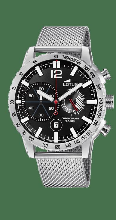 Reloj Lotus 10137/4 Negro