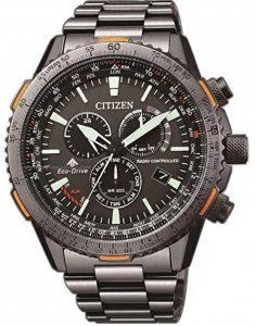 reloj de piloto citizen radiocontrolado