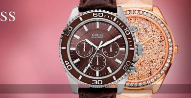 mejores relojes mujer guess