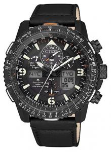 reloj de piloto citizen eco drive u680