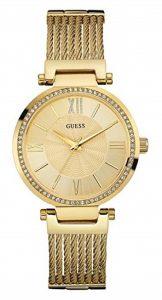 reloj de mujer dorado guess W0638L2