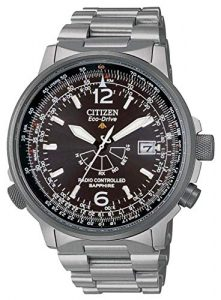 reloj de piloto citizen titanio