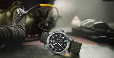 reloj oris propilot big crown