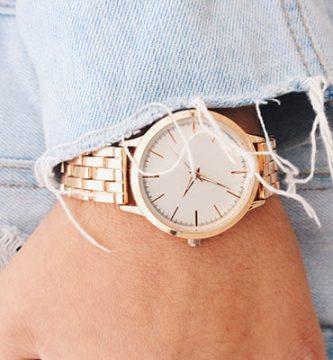 mejores relojes baratos de mujer