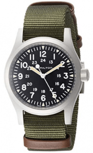 Reloj Hamilton Khaki Field Mechanical H69429931 diámetro 38 mm