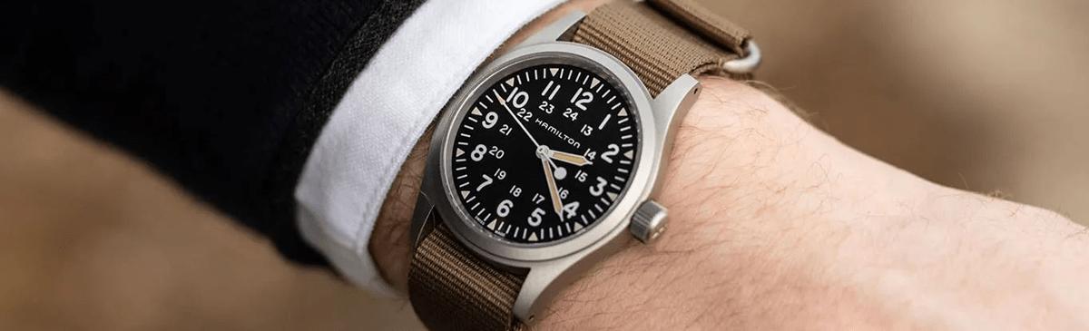 Reloj Militar Hamilton